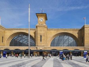 Capital investment drives London station sales surge