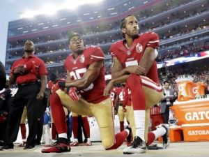 The NFL couldn't keep Colin Kaepernick off the field
