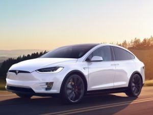 Продажи электромобилей Tesla в РФ выросли на 92%