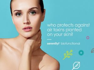 Ashland launched Serenityl™ biofunctional to help protect skin from airborne toxins