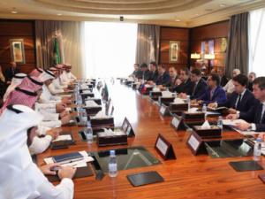 Россия и Саудовская Аравия определили приоритетные направления сотрудничества в сфере промышленности