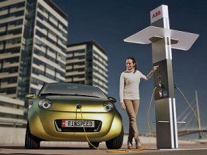 В Приморье наладят серийное производство электромобилей