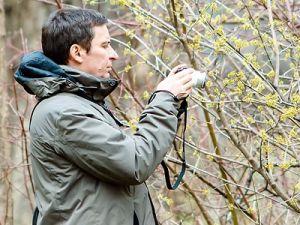 Жители столицы могут принять участие в фотоохоте на редких животных и птиц
