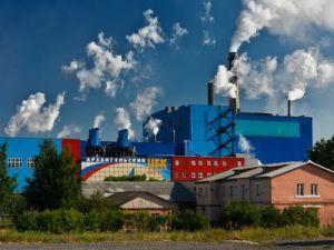 Китайцы построят в Хабаровском крае целлюлозно-бумажный комбинат