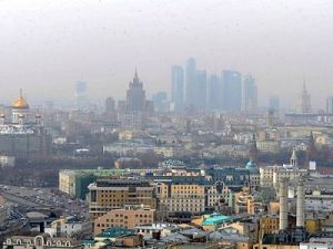 В Москве продолжается мониторинг ситуации с неприятным запахом