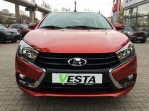 Продажи автомобилей LADA в странах ЕС в ноябре выросли на 40%