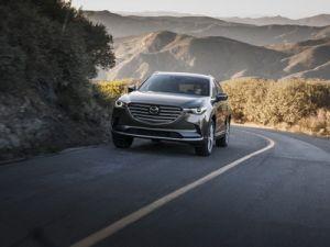 Mazda году может наладить сборку кроссовера CX-9 в России в 2018
