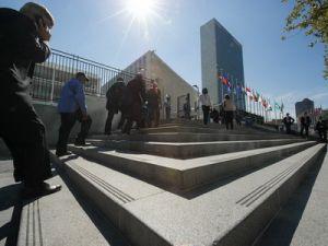 Впервые в истории в штаб – квартире ООН состоялась церемония поднятия флагов вновь избранных членов Совбеза