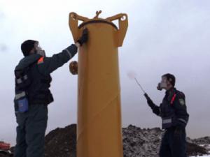 МЧС контролирует экологическую обстановку в Подмосковье
