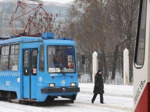 Ещё 200 трамвайных остановок в Москве сделают удобнее для маломобильных пассажиров