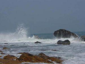 """В Японском море обнаружены два спасательных плота с сейнера """"Восток"""""""