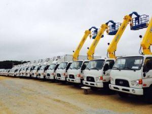 """""""Автотор"""" наращивает экспорт грузовых автомобилей в Белоруссию"""