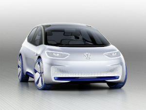 Volkswagen в 2019 году начнёт выпуск электрического хэтчбека