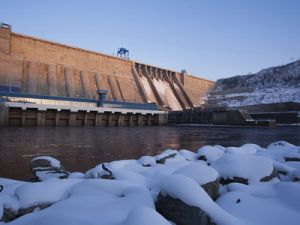 Бурейская ГЭС произвела в 2017 году почти 6,3 миллиарда киловатт-часов электроэнергии