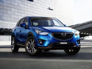 Mazda в январе увеличила продажи в России на 36%