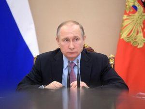 Путин выразил соболезнования родным и близким погибших в авиакатастрофе Ан-26 в Сирии
