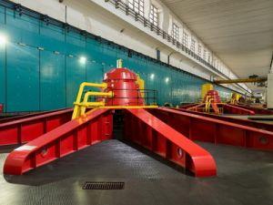 На Волжской ГЭС введен в эксплуатацию новый гидроагрегат