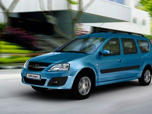 The LADA Largus is available for leasing on favorable terms