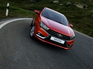 AvtoVAZ refused the extended sedan LADA Vesta Signature