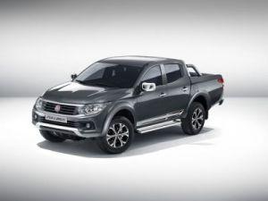Обновлённый пикап Fiat Fullback поступил в продажу в России