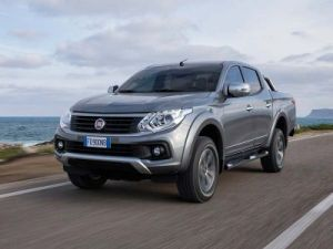 Updated pickup Fiat Fullback goes on sale in Russia
