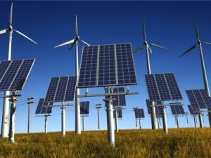 Инвестиции КНР в возобновляемые источники энергии стремительно растут, а США – падают