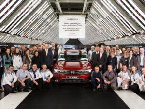 Калужский завод Volkswagen Group Rus стал обладателем премии Transformer of the Year