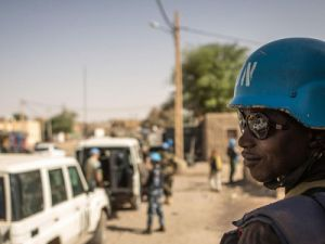 В Мали совершено еще одно нападение на миротворцев ООН - погиб военнослужащий из Нигерии