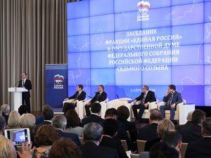 Медведев призвал Госдуму разобраться с большим количеством нерассмотренных законопроектов