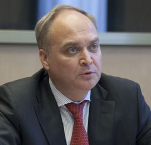 Антонов назвал антироссийским шагом захват резиденции генконсула в Сиэтле