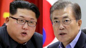 Лидеры КНДР и Южной Кореи проводят историческую встречу