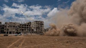 Дамаск сообщил о нанесении удара со стороны коалиции во главе с США