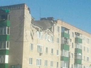 В Заинске произошёл взрыв в пятиэтажке