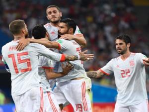 Нигматуллин прокомментировал поведение Диего Косты в матче с Ираном