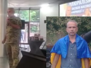 Украинский военный рассказал, что передавал взрывчатку осуждённому режиссёру Сенцову