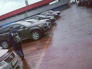 «Багряный» дождь прошёл в Норильске