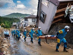 Более 150 человек погибло от наводнения в Японии