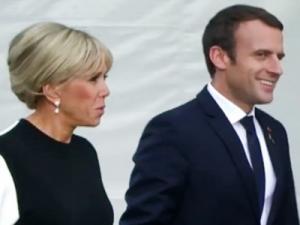 Президент Франции Макрон вместе с супругой приедет на финал ЧМ-2018
