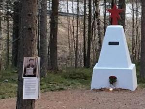 Вандалы повредили в Норвегии таблички на советском военном захоронении