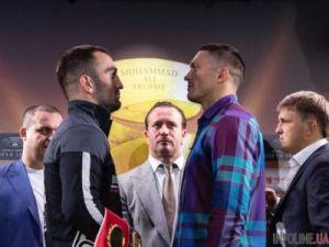 Мурат Гассиев и Александр Усик сразятся за титул абсолютного чемпиона мира по боксу