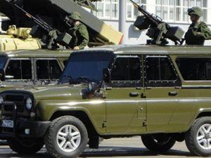 В Минобороне объяснили проект приказа о постановке автомобилей на воинский учёт
