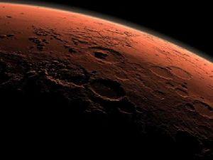 На Марсе во льдах обнаружили жидкую воду