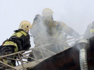 Крупнейший текстильный завод России пострадал при пожаре: в Барнауле загорелся цех меланжевого комбината