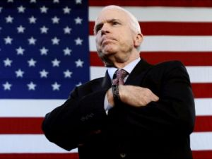 Сенатор Маккейн завещал не пускать на свои похороны Дональда Трампа