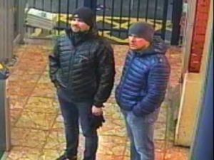 В Британии рассказали, как подозреваемые в отравлении Скрипалей получили визы