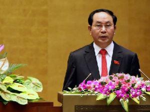 President of Vietnam Tran Dai Quang Died