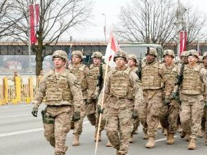 """On the Polish-Russian Border Will Be a Military Base """"Fort Trump"""""""