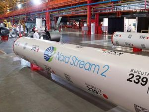 Кремль заявил о способности России самой построить «Северный поток-2»