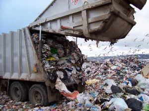 Emergency Mode Due to Household Waste Removal Problems Was  Announced in Chelyabinsk