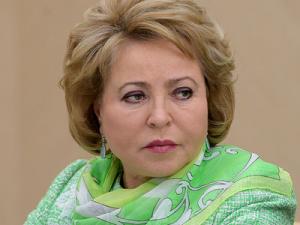 Матвиенко назвала задержание сотрудника Совфеда в Норвегии провокацией